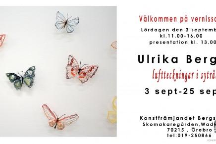 Konstfrämjandet Bergslagen  3 – 15 /9 2011